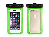 Чохол для мобільного телефону Getihu водонепроникний 5,5  Зелений