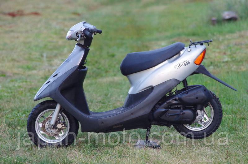 Мопед Honda Dio 35 (серый_II)