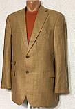 Пиджак OSCAR JACOBSON (шелк+шерсть) - 52, фото 4