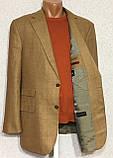 Пиджак OSCAR JACOBSON (шелк+шерсть) - 52, фото 5
