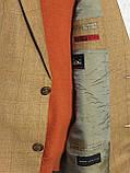 Пиджак OSCAR JACOBSON (шелк+шерсть) - 52, фото 7