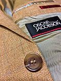 Пиджак OSCAR JACOBSON (шелк+шерсть) - 52, фото 9