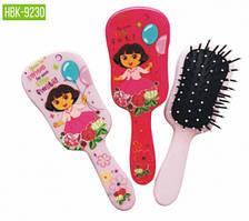 Детская щетка для волос Beauty LUXURY (HBK-9230)