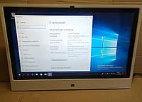 """Надежный  FullHD моноблок 22""""  из США Enovate R6   Intel Core I5, 4 гб, 120 SSD / 320 HDD"""