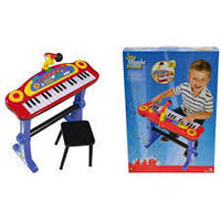 Музыкальный инструмент Синтезатор Клавишная Парта Simba 6838629