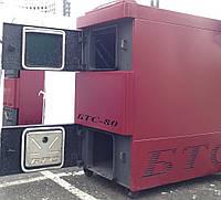 Пиролизный котёл 170 кВт. БТС-170П (Премиум).