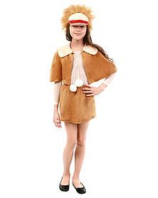 Обезьянка. Комплект - головной убор, накидка, юбка (2082)