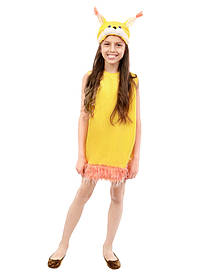 Белочка. Комплект - накидка, юбка (2148)