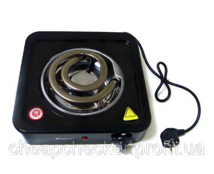 Электроплита DOMOTEC MS 5531 С Широкой Спиралью, фото 1
