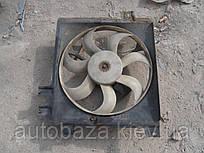 Вентилятор радиатора двигателя левый  Geely CK