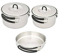 Набор посуды TATONKA Cookset Regular (TAT 4000.000)