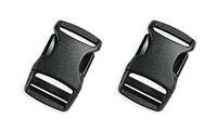 Застежка-фастекс для ремней TATONKA SR-BUCKLE 25 mm QA (1 pair) 2шт black (TAT 3372.040)