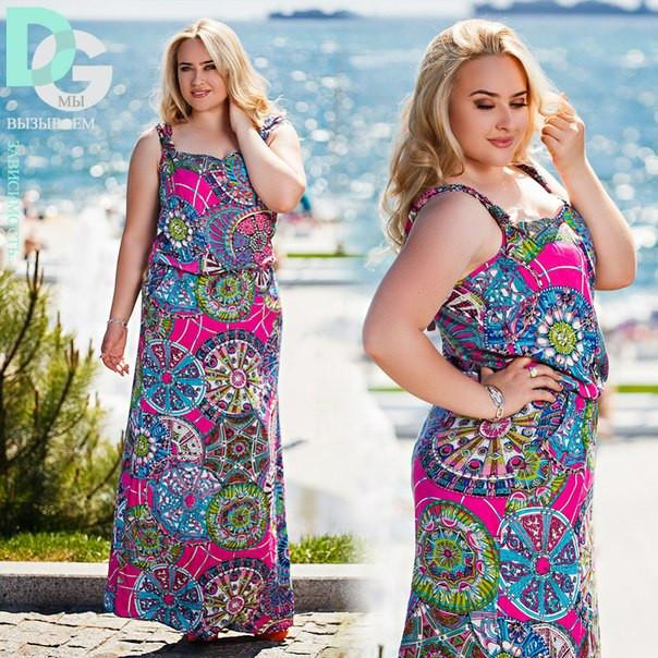"Бат27/1 Длинное платье ""Корнелия"" размеры 50-56"