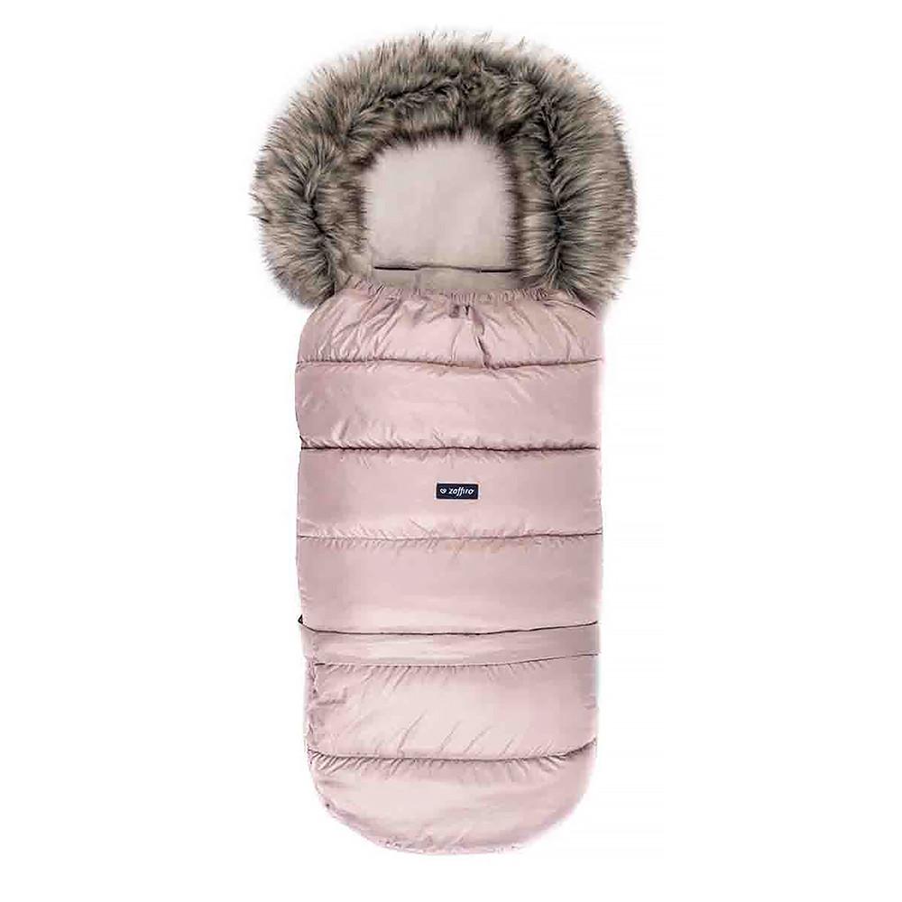 Зимний конверт Womar (Zaffiro) GROW UP  pink (розовая пудра)