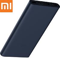 Оригинальная УМБ Xiaomi Mi Power Bank 2s 10000 mAh 2xUSB QC2.0 PLM09ZM Black (VXN4230GL)