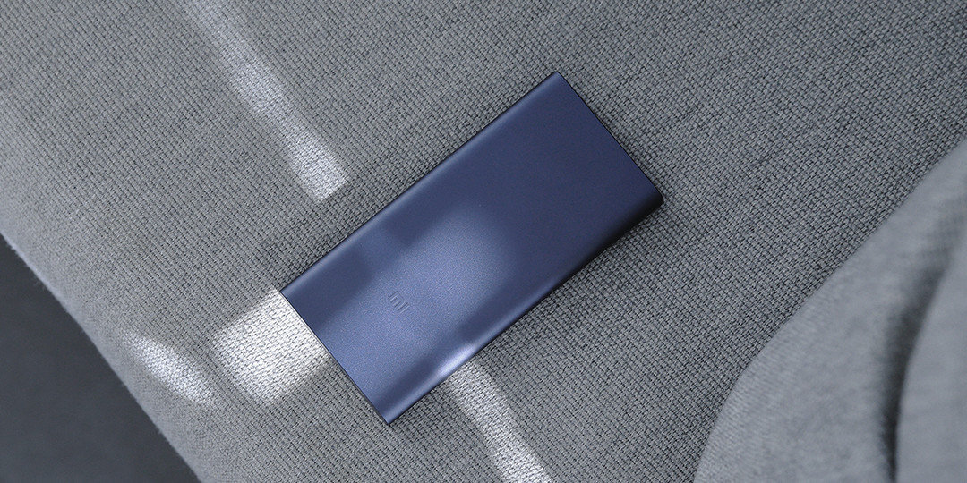 Оригинальная УМБ Xiaomi Mi Power Bank 2s 10000 mAh 2xUSB QC2.0 PLM09ZM Black (VXN4230GL)