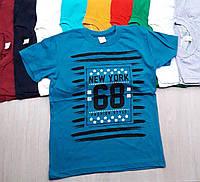 Детская футболка на мальчика оптом (10-14 лет)