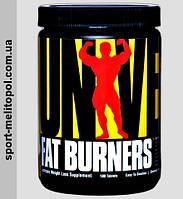 Universal Nutrition Fat Burners E/S 100 таб.