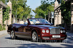 Аренда Bentley Azure