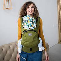 """Эрго рюкзак """"Олива"""" AIR Love & Carry Весь Ассортимент """"Джунгли"""" Рюкзак для переноски детей Слинг"""