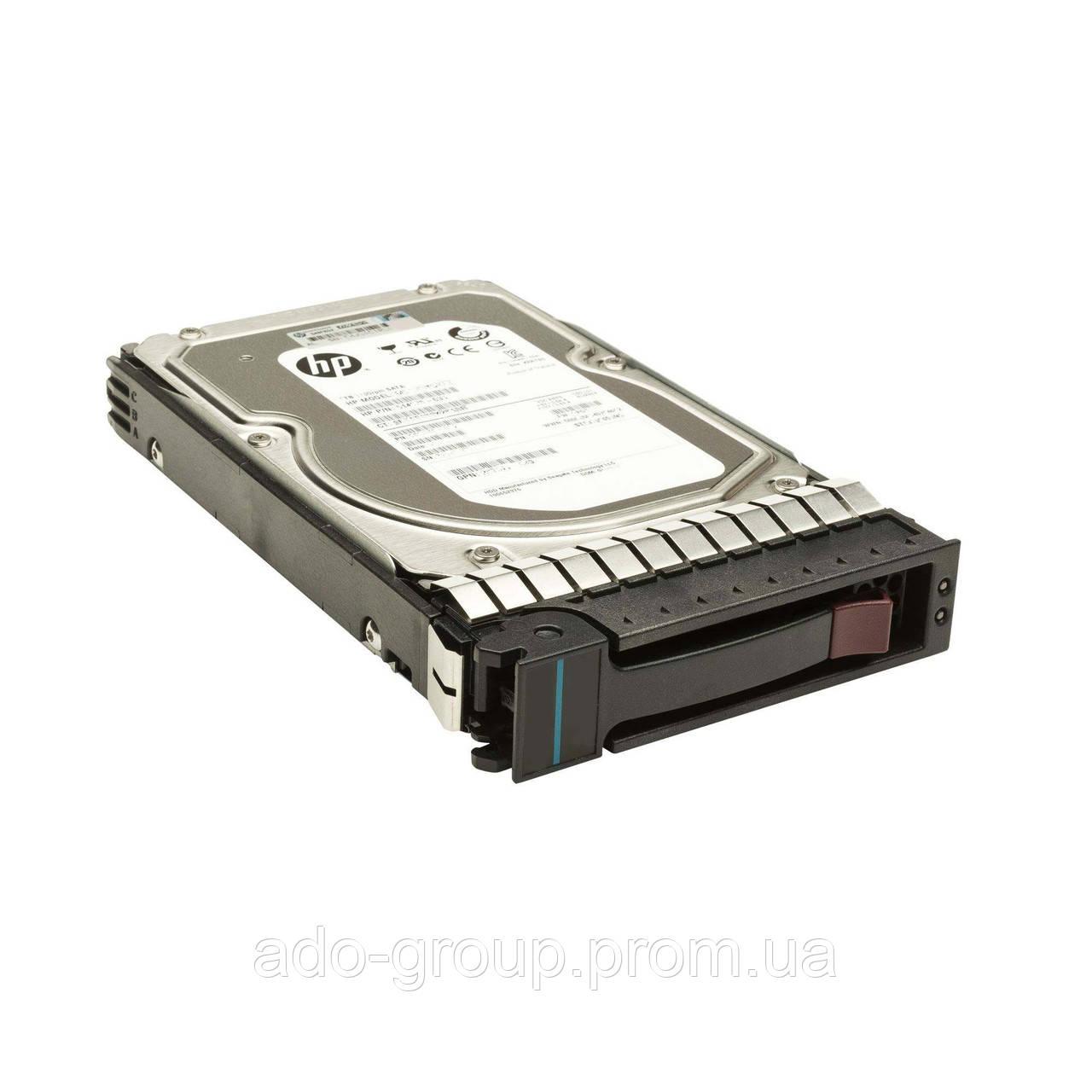 """480528-002 Жесткий диск HP 450GB SAS 15K 3G DP 3.5"""""""