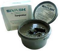 Грязь иловая сульфидная лечебная залива Сиваш, 1 кг