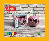 Кукла-сюрприз в шарике LOL Surpris LIL SISTERS