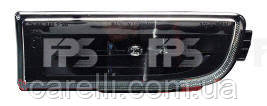 Фара противотуманная правая черная (бенз. двигатель) для BMW 7 E38 1994-02