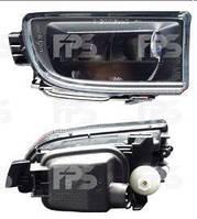 Противотуманная фара для BMW 7 E38 '94-02 правая (Depo) черный отражатель рассеиватель (дизель)