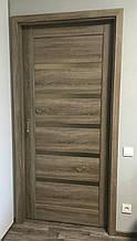 """Двери EcoDoors GRANDE 6 в цвете Дуб невада """"Eco-CELL"""""""