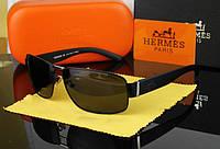 Солнцезащитные очки Hermes (8810) black