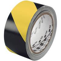 Односторонняя лента 3М 766I (желто-черная)