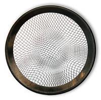 Ситечко-сетка в раковину из нержавеющей стали (шляпа)
