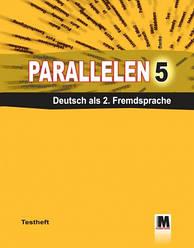 Parallelen 5 Тести + Mp3 CD