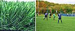 Выбираем покрытие из искусственной травы для футбольного поля