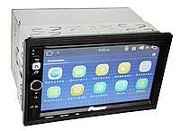 Автомагнитола пионер Pioneer 8702 GPS 4Ядра WiFi Adnroid 0970816242, фото 2