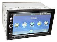 Автомагнитола пионер Pioneer 8702 GPS 4Ядра WiFi Adnroid 0970816242, фото 3