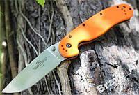 Складной нож Ontario Rat Folder 1 Orange Оригинал!