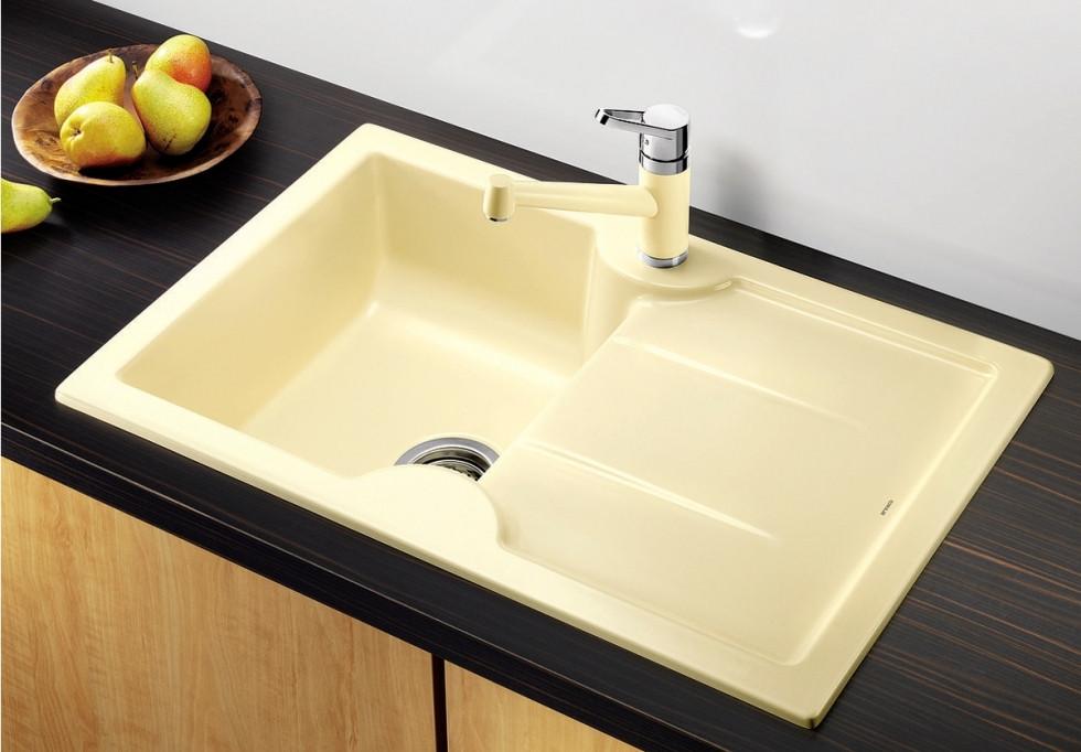 Керамическая кухонная мойка Blanco Idessa 45 S