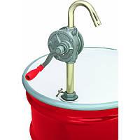 Насос ручной бочковой REWOLT SL007A механический (масло и технические жидкости)