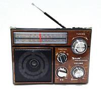 Радиоприёмник портативная колонка Golon RX-553D с подсветкой