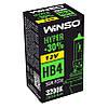 Автолампа Winso 12V HB4 HYPER +30% 55W P22d