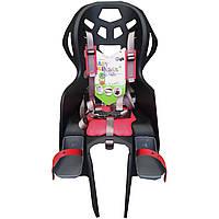 Детское кресло на багажник (ЛЮКС)