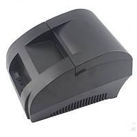 Чековый принтер, лента 58 мм, Термопринтер мобильный, фото 1