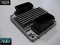 Электронный блок управления (ЭБУ) Opel Vectra B Astra G 1.6 16V 95-02г (X16XEL)
