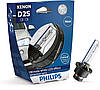 Лампы Philips Xenon WhiteVision gen2 D2S 85122WHV2