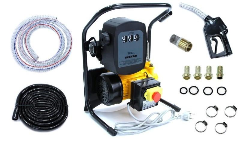 Установка для перекачки топлива REWOLT SL600T-220V 600Вт 40л/ч