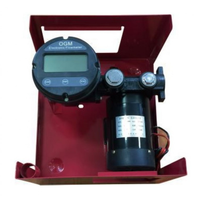 Установка для перекачки топлива REWOLT SL60DA-1K-12V 70 л/мин 550 Вт