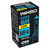 Автолампа Winso 12V HB4 HYPER BLUE 4200K 55W P22d