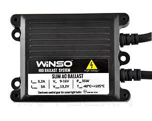 Блок для ксенона Winso Slim AC Ballast 12V 35W KET, фото 2